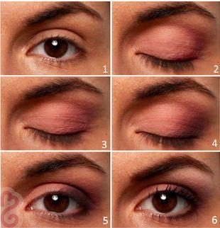 Daytime Brown Eyes Makeup Tutorial - Bring out your brown eye ...