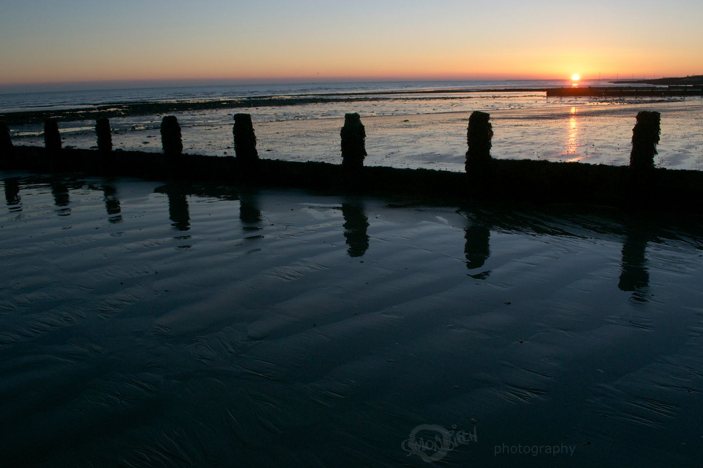 Wildlife Pictures From Bognor Regis To South Africa Are: Sunset, Bognor Regis, Kent Coast