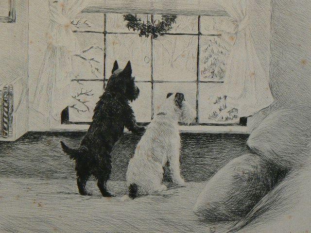 Image Result For Marguerite Kirmse Scottish Terriers Scottie Dog Scottish Terrier Terrier