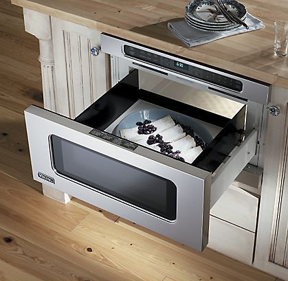 Under Counter Drawer Microwave Tiny House Kitchen Viking Kitchen Home Kitchens