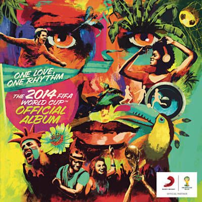 La La La (Brazil 2014) - Shakira Feat. Carlinhos Brown