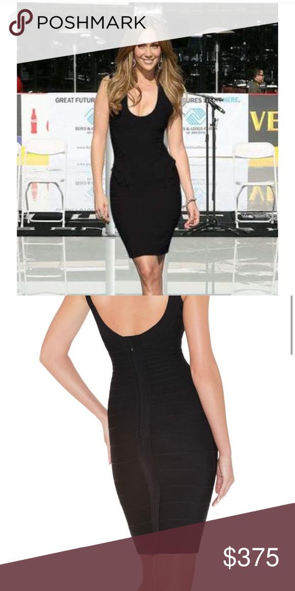 6ffd604aea02 Herver leger Sydney dress. New with tags need worn size medium Herve Leger  Dresses Midi