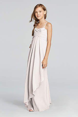 Teenage Girls Bridesmaid Dresses