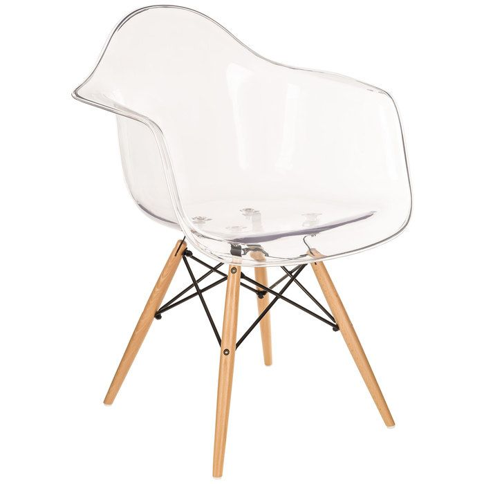 Eames Transparent Chair