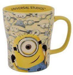 Amazon.com: Despicable Me - Minion Mayhem - Coffee Cup Mug - Exclusive Universal Studios Orlando Item: Kitchen & Dining