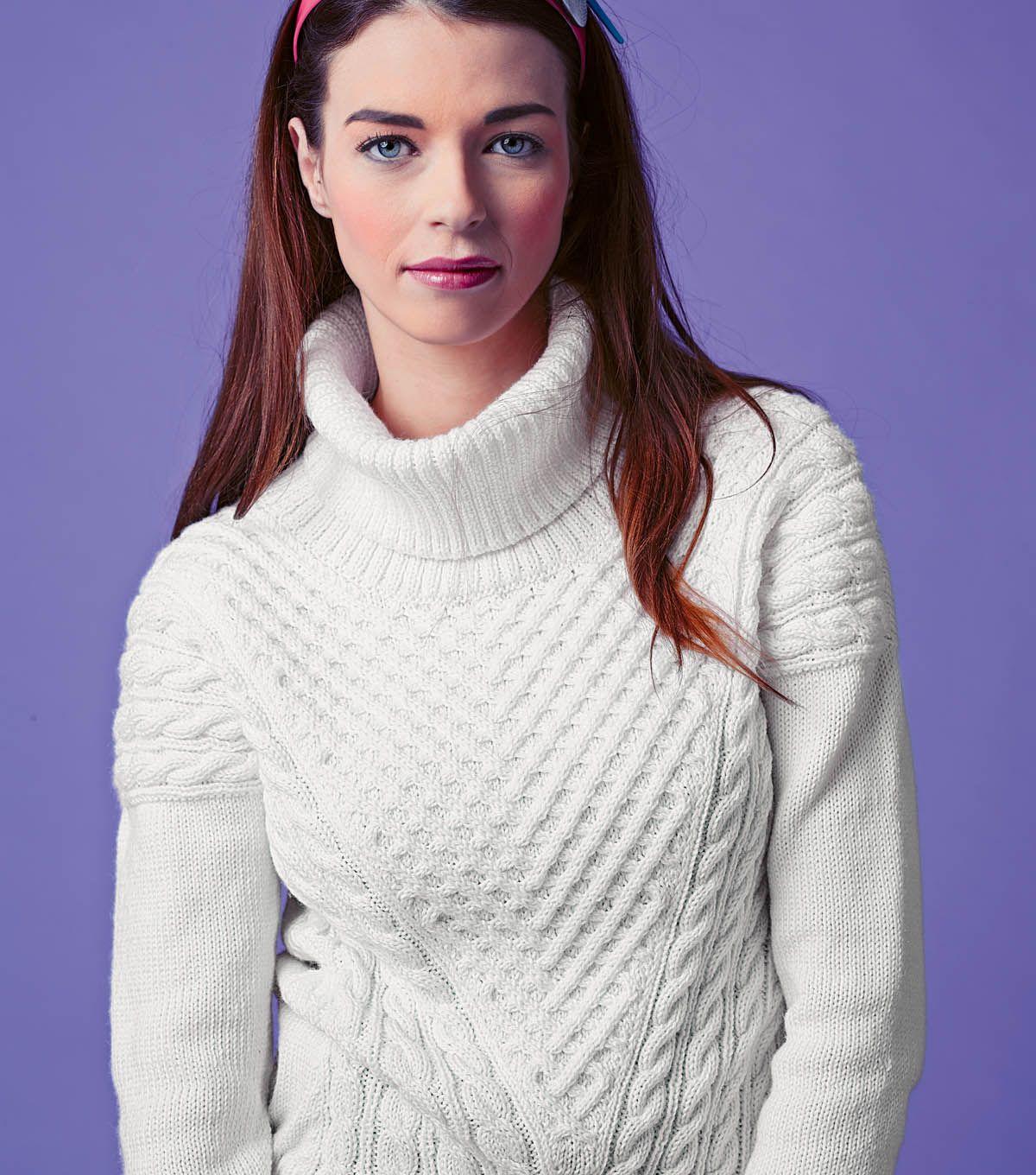 How To Knit a Cable Pullover   craft projects & references   Pinterest