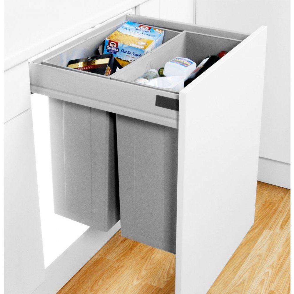 wesco pullboy z pull out bin 84l 600mm door. Black Bedroom Furniture Sets. Home Design Ideas