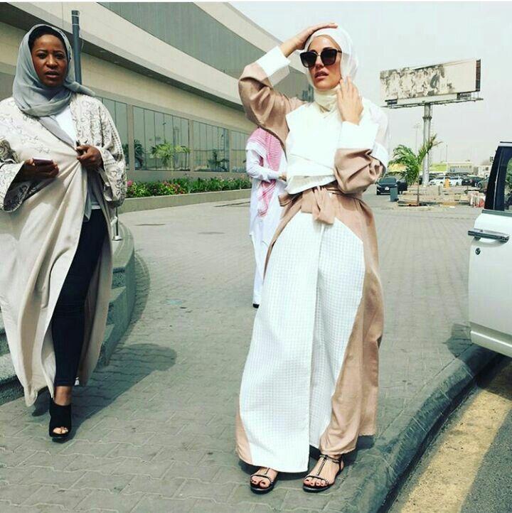 Meryem Uzerli In Jeddah Fashion Fashion Blogger Celebrities