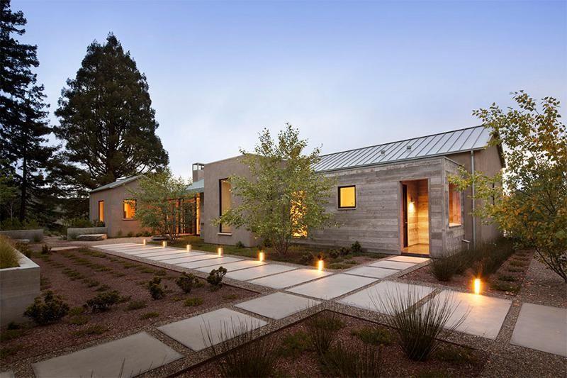 A modern farmhouse desire to inspire desiretoinspire for Modern farmhouse style architecture
