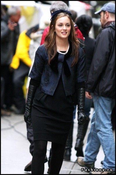 Moda Iz Seriala Spletnica Gossip Girl Odezhda Iz Seriala
