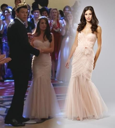 Glee Rachel Prom Dress Junior