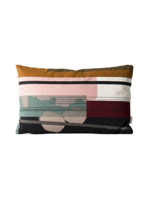 FERM LIVING – Colour Block -pillow. Denmark