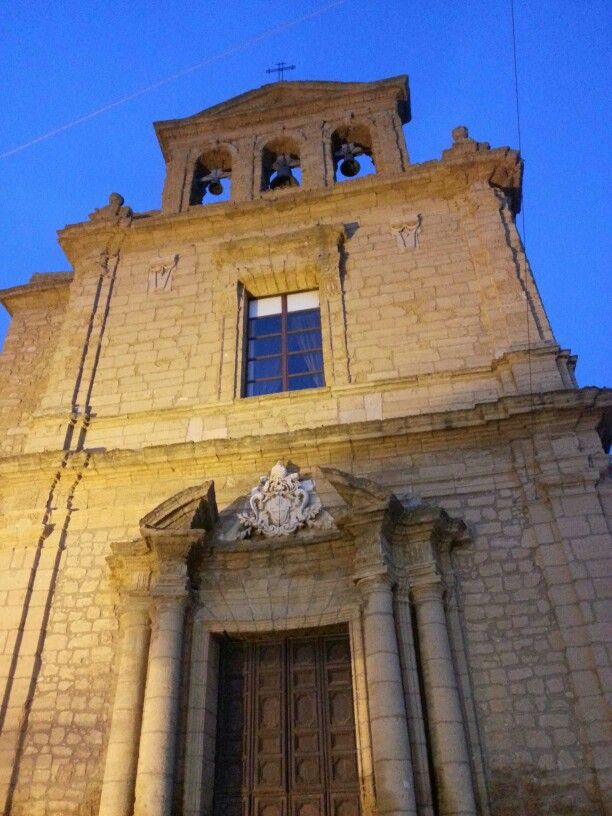 Church of st peter in agrigento italy