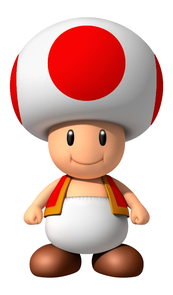 Pictures Of Toad From Super Mario