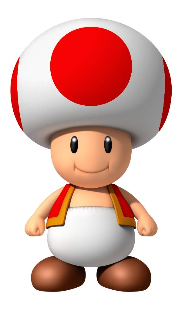Red Toad Mario Bros Super Mario Bros Super Mario Bros Party