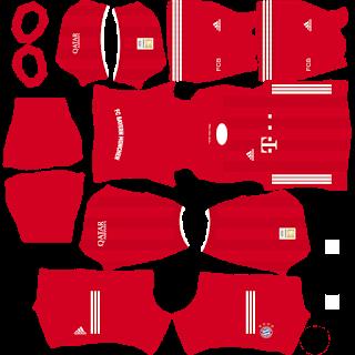 Dream League Soccer Kits 2021 Download All Dls Logos And Kits Soccer Kits Bayern Munich Bayern Munich Goalkeeper