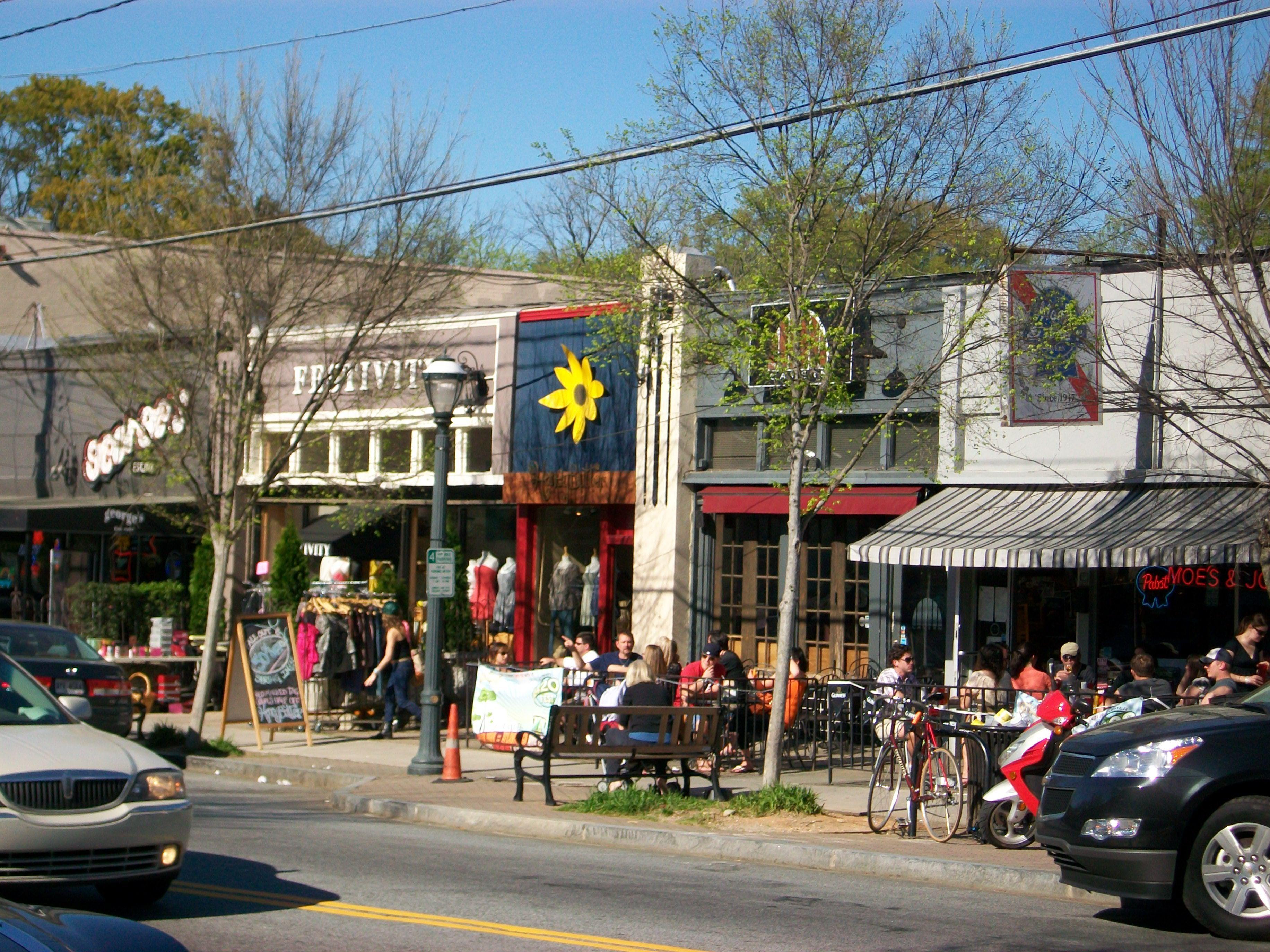 Virginia Highland Wikipedia The Free Encyclopedia Virginia Highlands Atlanta Atlanta Neighborhoods Atlanta Restaurants
