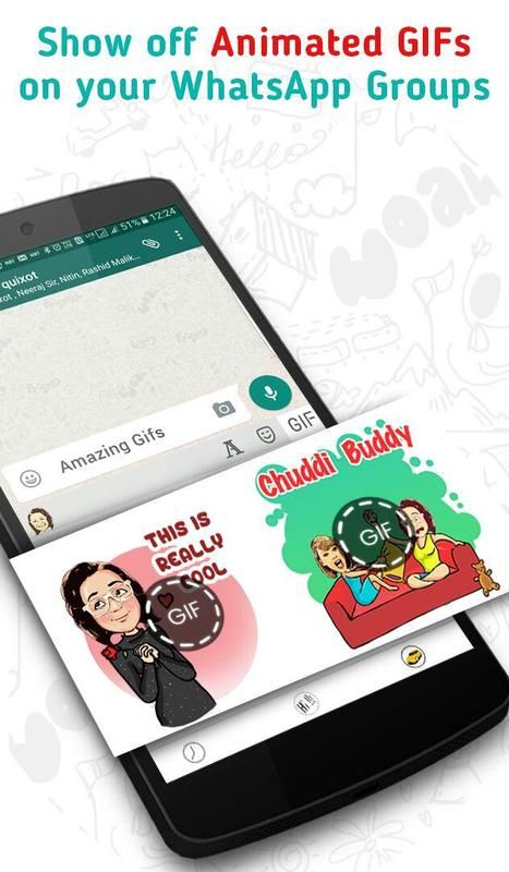 Bobble Keyboard - GIF Stickers FULL APK Free Download :It has