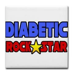 Clara is a Diabetic rock ☆ star