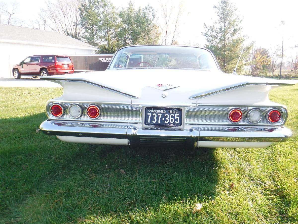 1960 chevrolet impala for sale 1954689 hemmings motor news