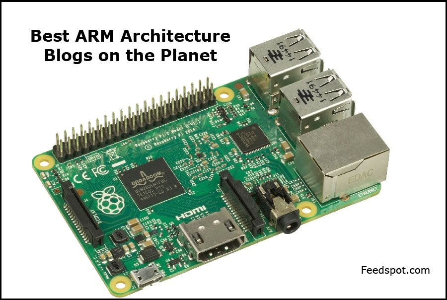 Top 10 ARM Architecture Blogs News Websites & Newsletters in