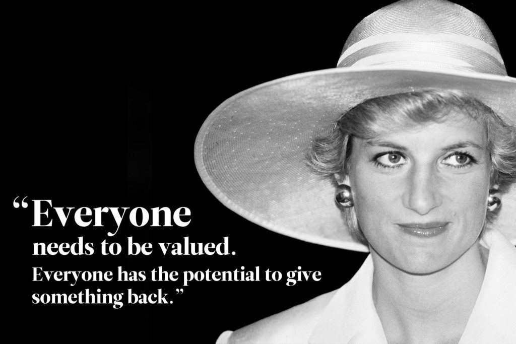 Love Finds You Quote: The 14 Most Inspiring Quotes From Princess Diana In 2019