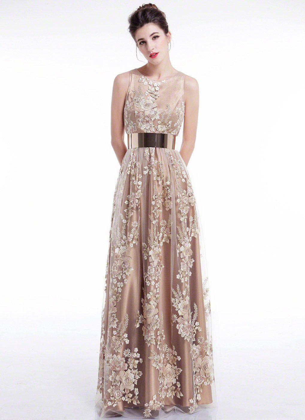 Hem Length for Formal Dresses