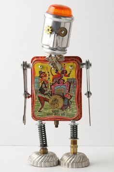 found object robots - Google Search