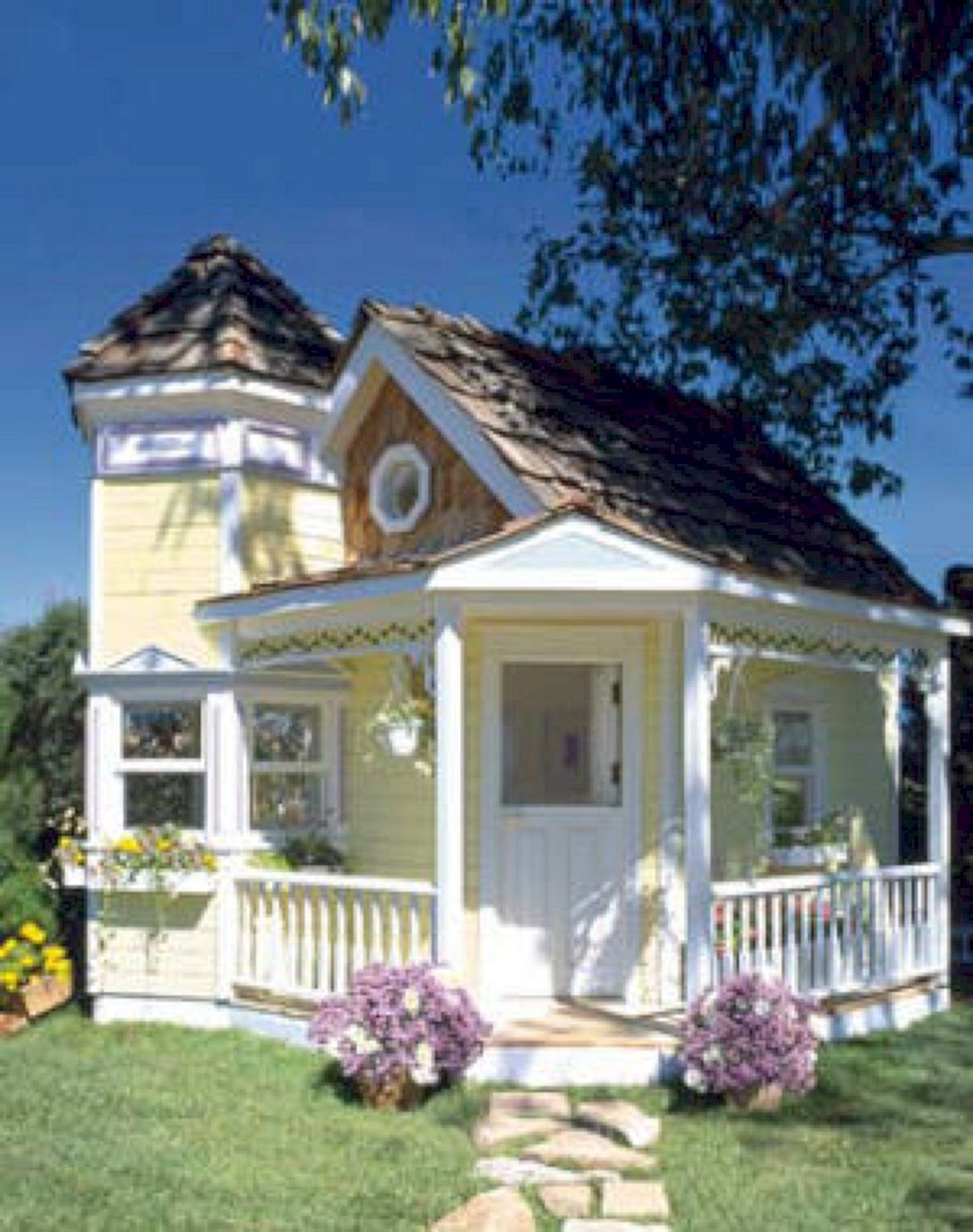 70 Marvelous Tiny Houses Design That Maximize Style and Function ...