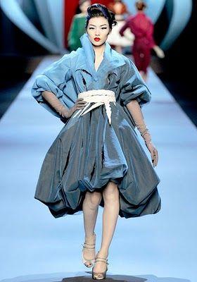 Dior Couture Printemps Ete 2011