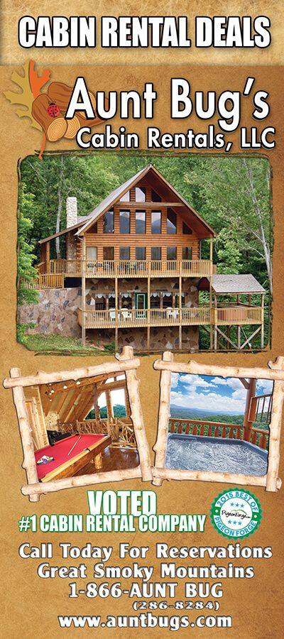 Merveilleux Voted #1 Cabin Rental Company: Aunt Bugu0027s Cabin Rentals   Pigeon Forge U0026  Gatlinburg