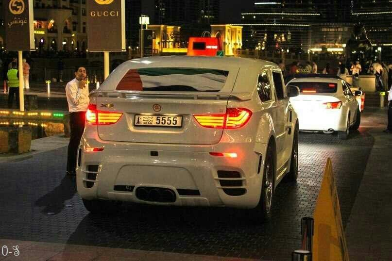 O S Bmw X12 Only In Dubai Vehicles Car