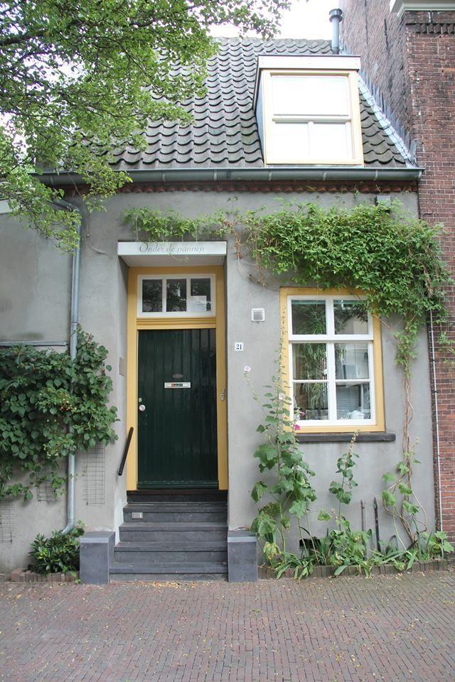 Onder De Pannen, B&B, In de Boerenmouw, Den Bosch, Noord-Brabant.