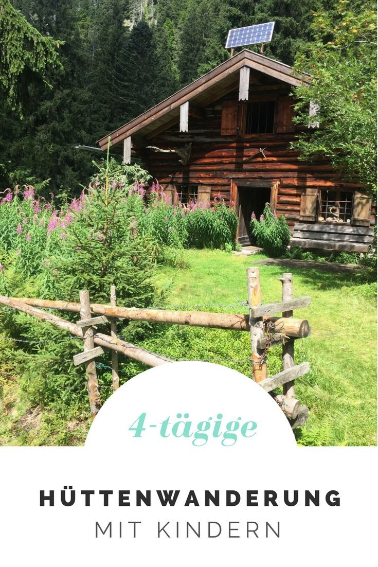 Photo of Reiserbericht über unsere Hüttenwanderung mit Kindern im Chiemgau!