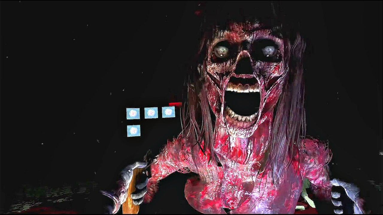 12 Best Scariest Horror PlayStation VR Games in 2016/2017