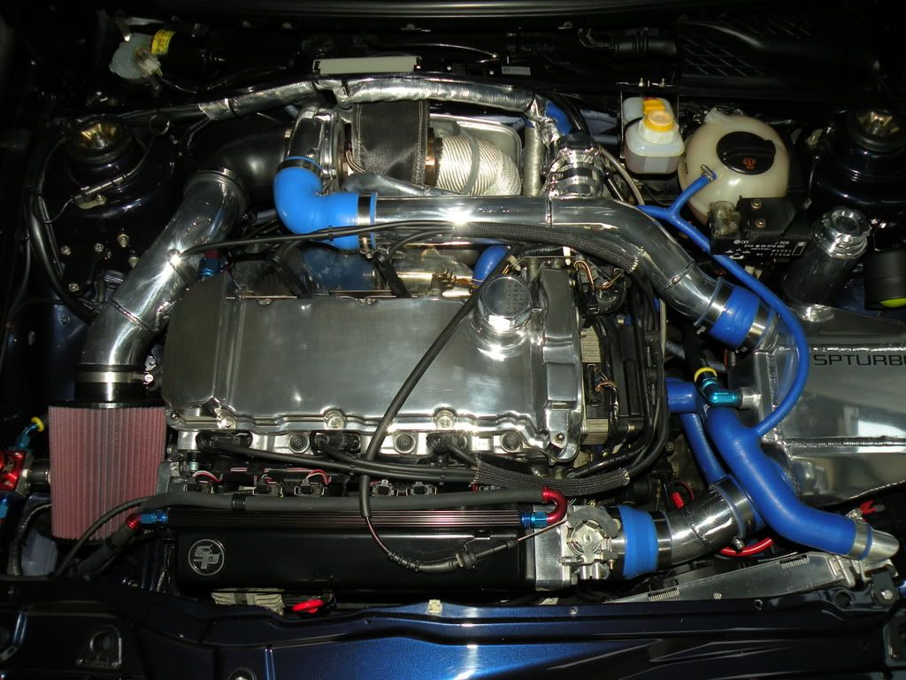 Fourtitude com - Show me your VR6 short runner intakes
