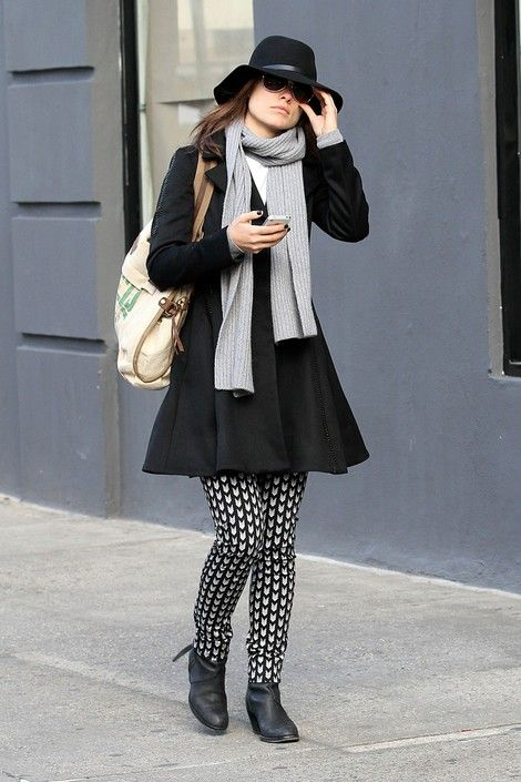 Olivia Wilde shows off her Fall fashion as she walks to the gym in the West Village, New York City