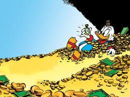 Resultado de imagen de donald duck money pool