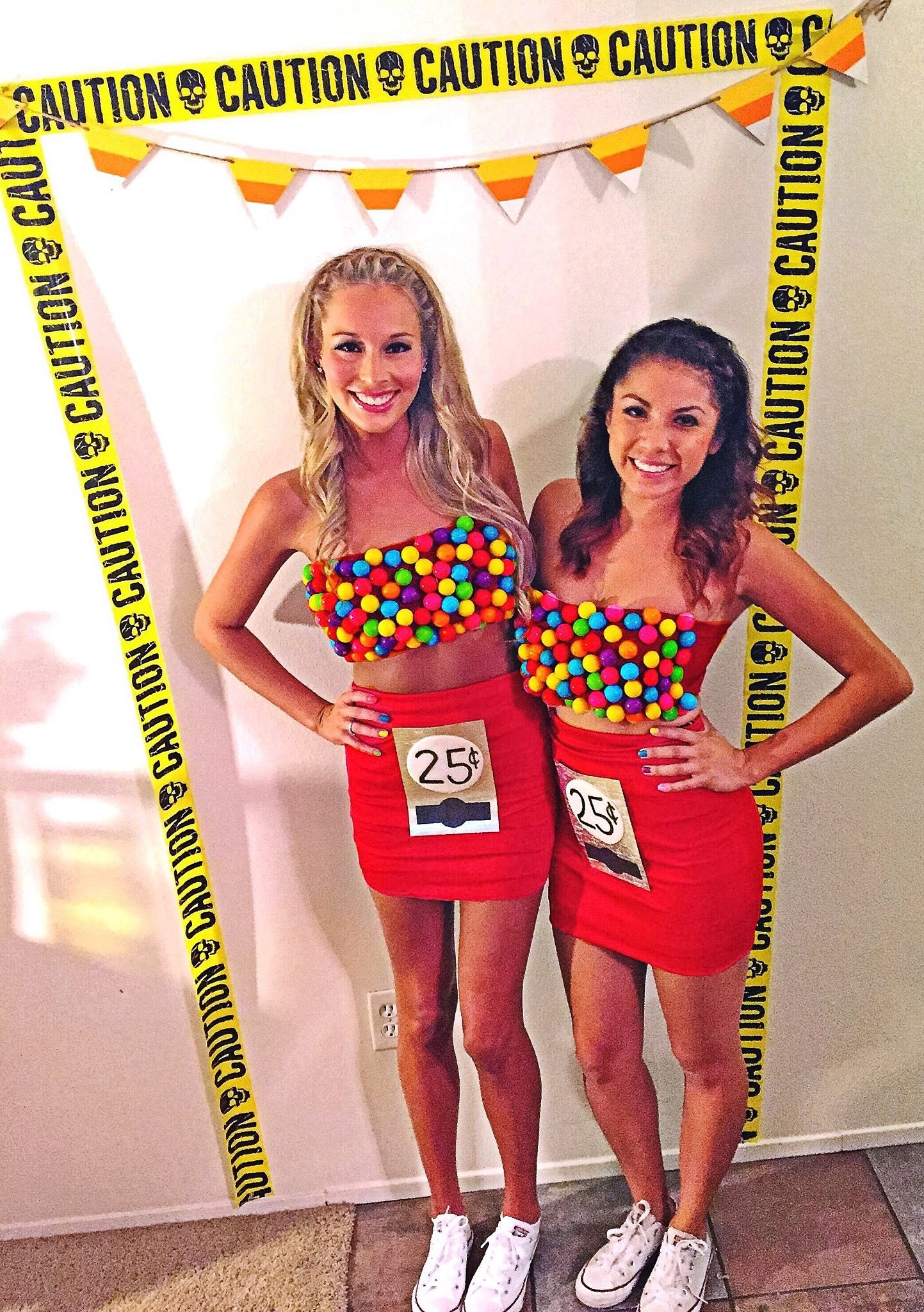 the gumball twins my diy costumes pinterest halloween costume halloween et id e costume. Black Bedroom Furniture Sets. Home Design Ideas
