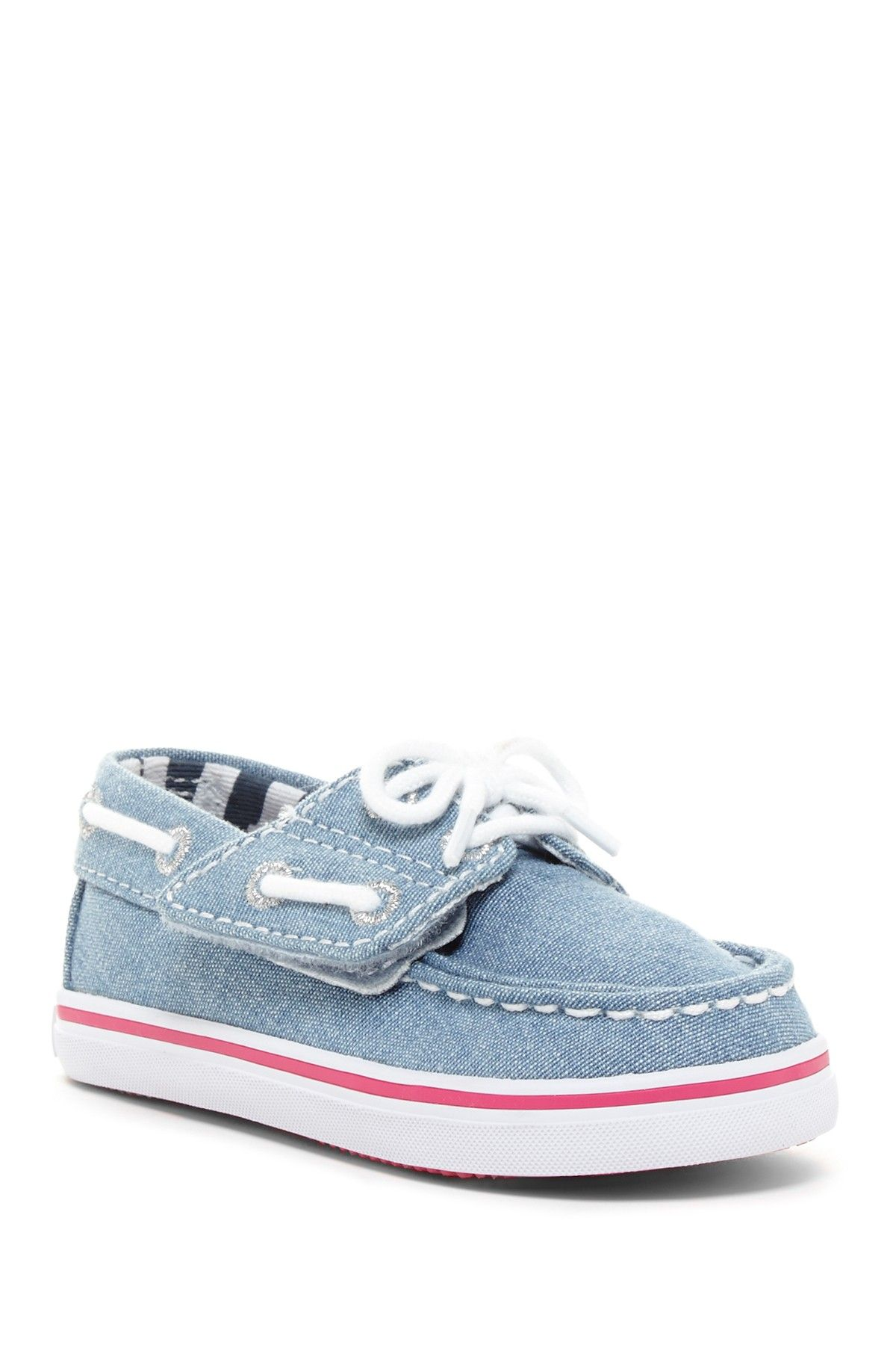 Bahama Jr Crib Boat Shoe Baby by Sperry Top Sider on HauteLook