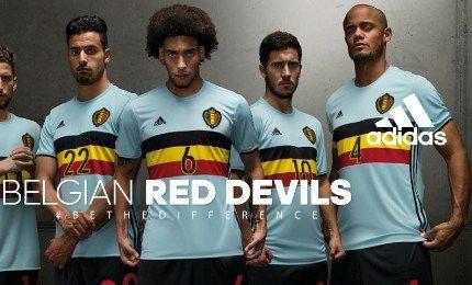 0a2e7f30a ... belgium euro 2016 adidas away kit · soccer jerseysfootball