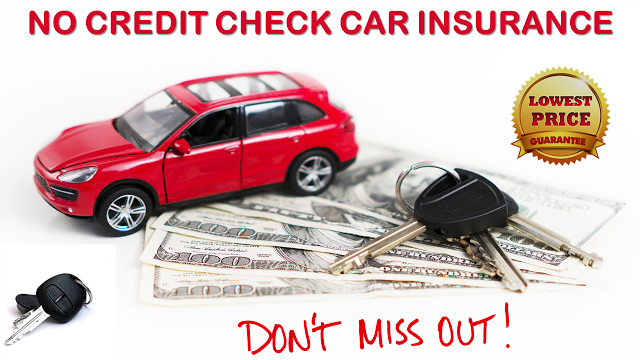 Cheap No Credit Check Auto Insurance Policy Online with