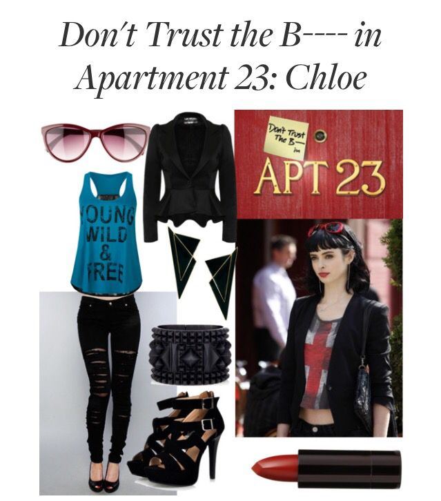 Don't Trust The B---- In Apartment 23: Chloe By Shannon170