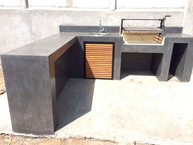 Bancone Bar Da Giardino 95 incredible outdoor kitchen design ideas for summer