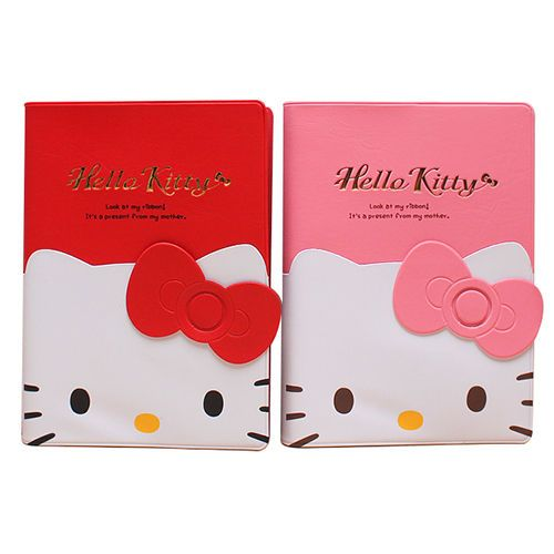 2015 Hello Kitty Face Pocket Schedule Planner Diary Book Red And Pink Color Kpop Diary Book Hello Kitty Schedule Planner