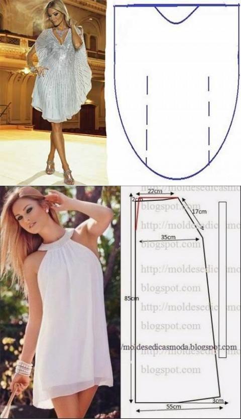 Идеи для шитья | diy ropaa | Pinterest | Costura, Ropa y Vestidos