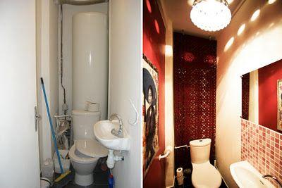 relooker wc