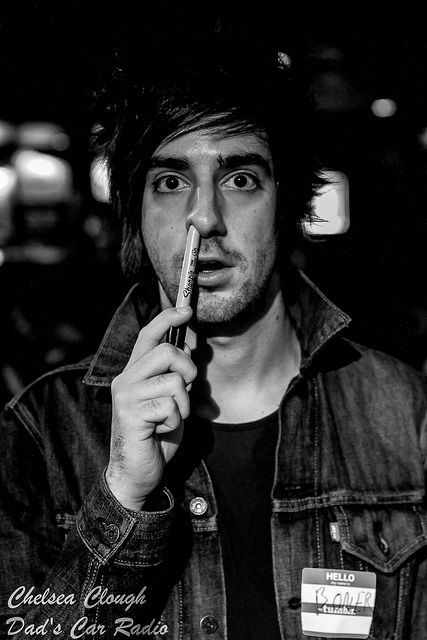 Jack Barakat. This pic says it all.