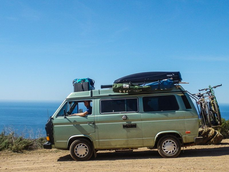 Westfalia - Roof Rack - Bike Rack - Thule Carrier ...