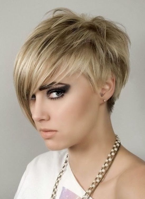 40 Coole Kurze Frisuren – Neue Kurz Haarschnitte #Coole #Frisuren